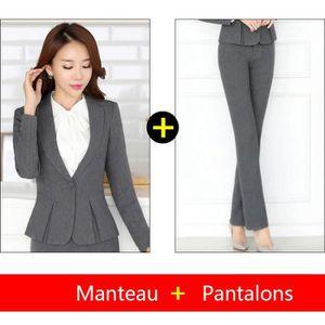 COSTUME - TAILLEUR (Veste + pantalon)Costume Femme Coupe slim de Marq