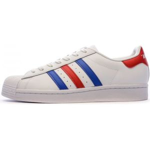 Adidas bleu blanc rouge - Cdiscount