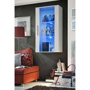 VITRINE - ARGENTIER Vitrine LED Murale Design