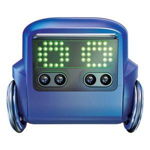 ROBOT - ANIMAL ANIMÉ Spin Master Boxer Blue, Robot programmable, Bleu,