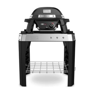 BARBECUE DE TABLE WEBER Barbecue électrique Pulse 1000 - Avec stand