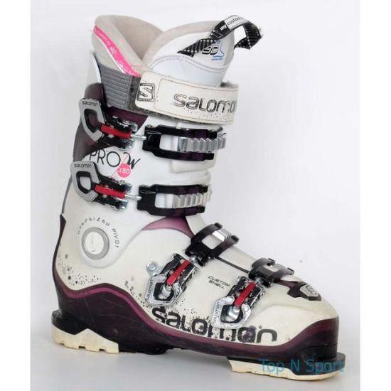 Salomon X PRO 80 W Chaussures de ski d'occasion Femme