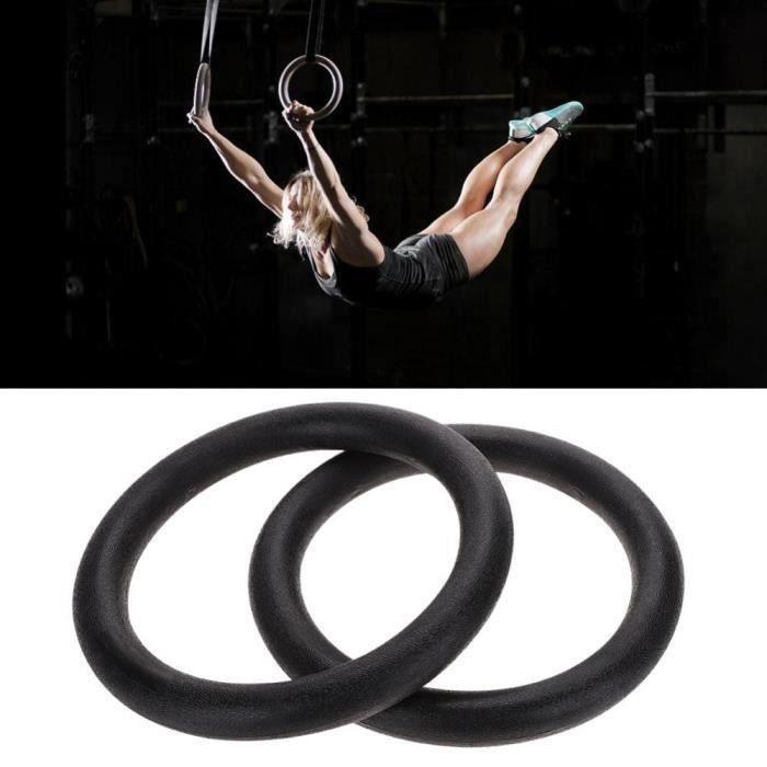 Gymnastique Anneaux Fitness Musculation Sangles de formation