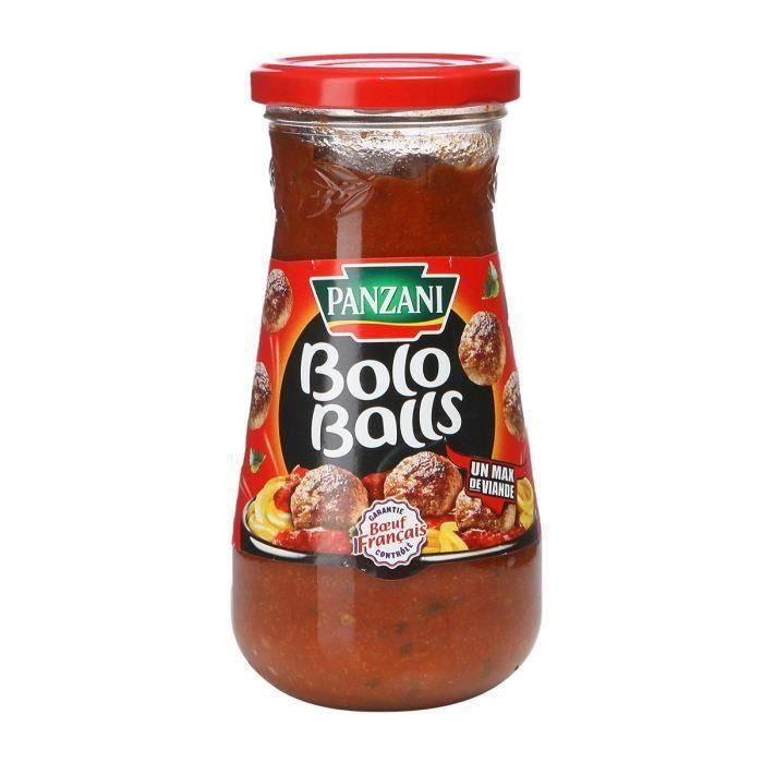 [LOT DE 3] Sauce boloballs 400g Panzani