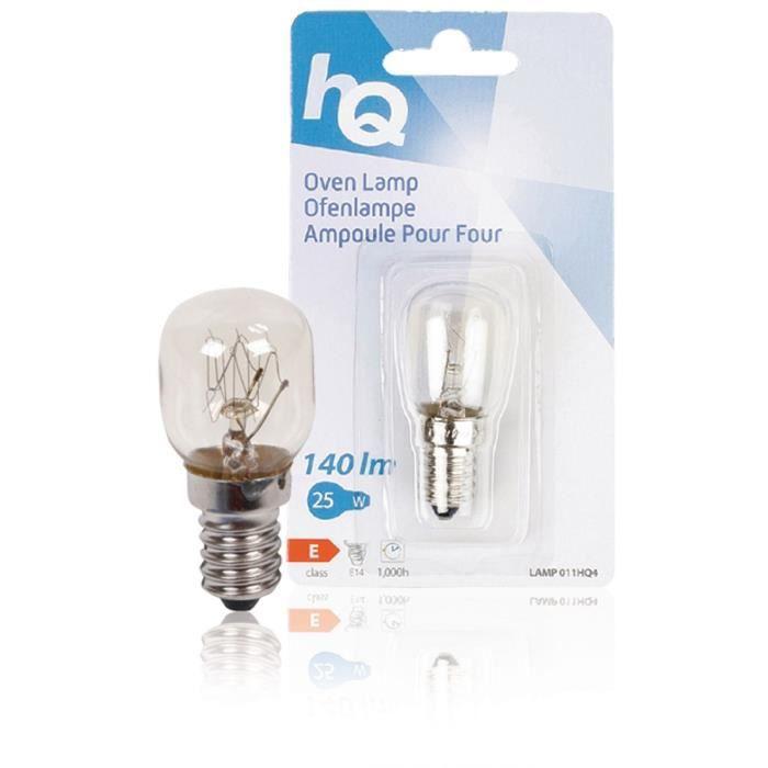 Ampoule de four E14 25 W