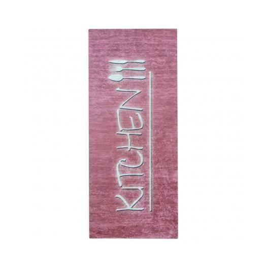 Tapis de cuisine KITCHEN Rose Dimensions - 50x120