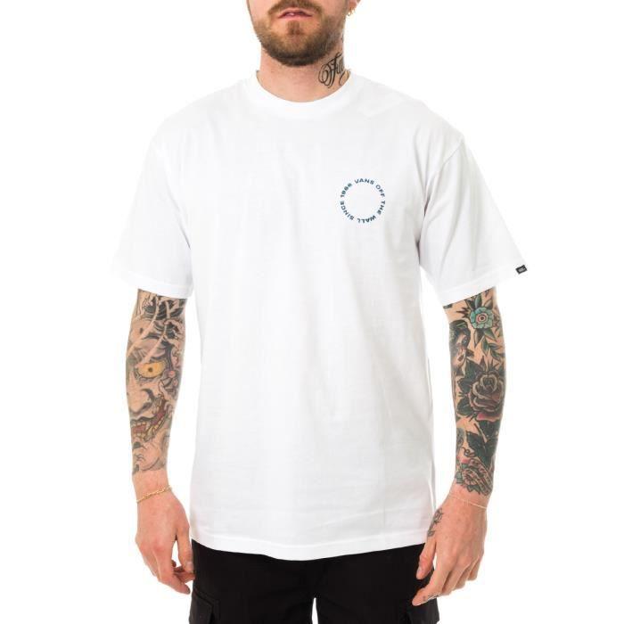 Vans T-shirt homme Vans Mn Gridlock Homme