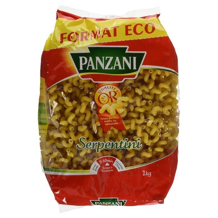 PANZANI Serpentini - 1 kg