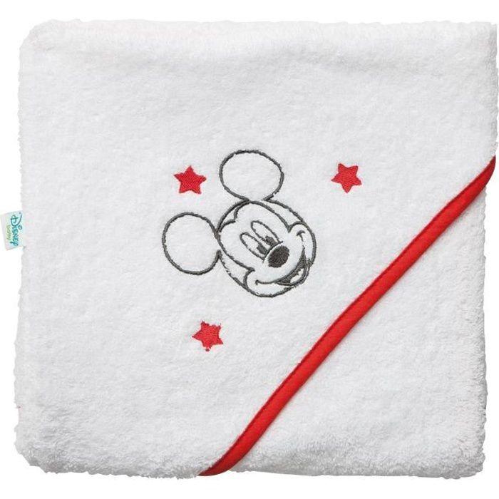DISNEY Cape de bain Mickey
