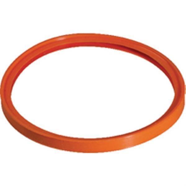 Ten Joint THT silicone (haute température 300) diamètre 80mm orange 845080