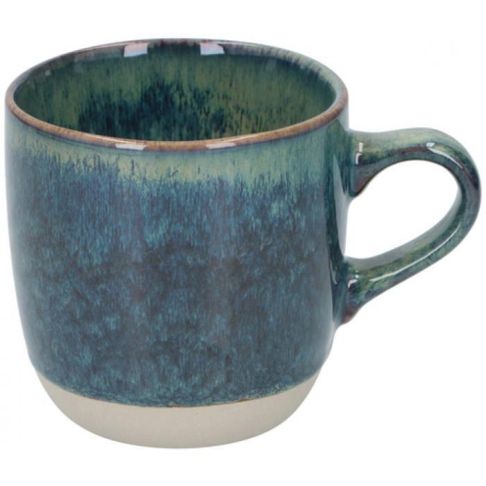 TOM mug 440 ml 1 pièce bleu