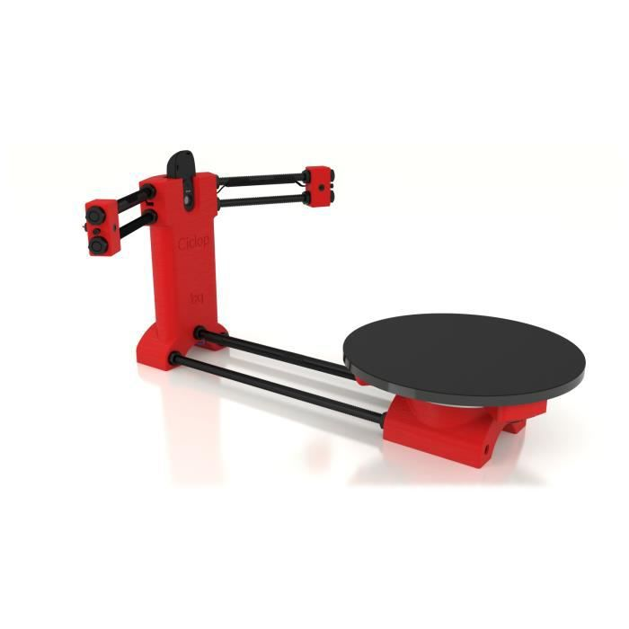 ciclop 3d scanner prix pas cher cdiscount. Black Bedroom Furniture Sets. Home Design Ideas