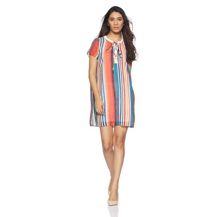 Only Womens A-line Midi Dress G711V Taille-38
