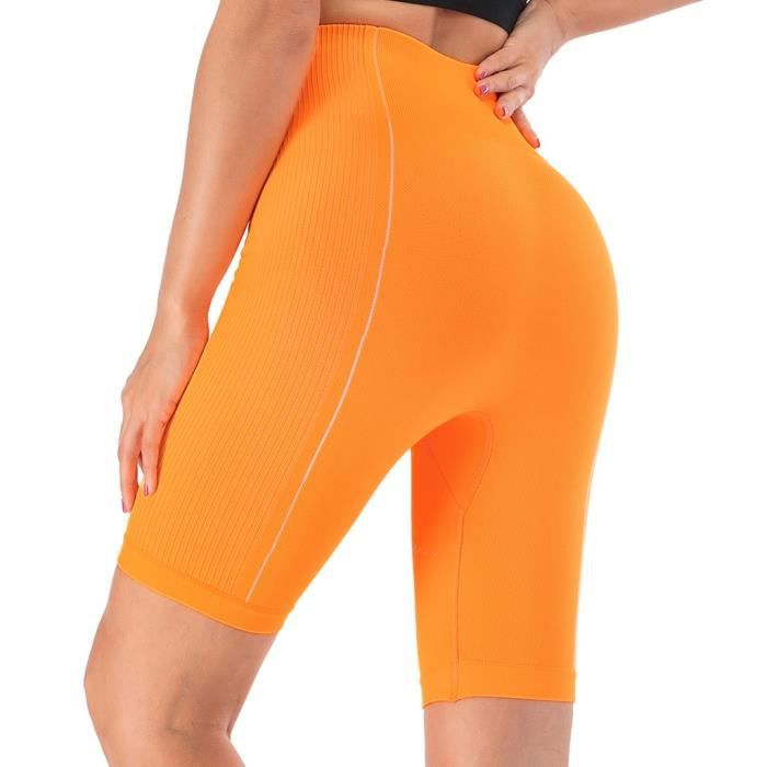 Élastique mince de Yoga Pantalon Pleine Longueur TAILLE HAUTE Sportif durables.