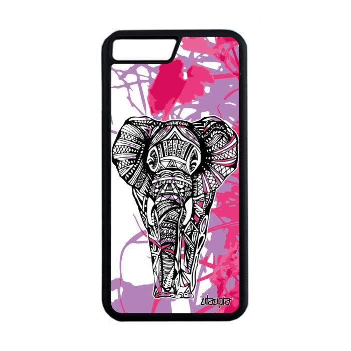 coque iphone 8 plus elephant