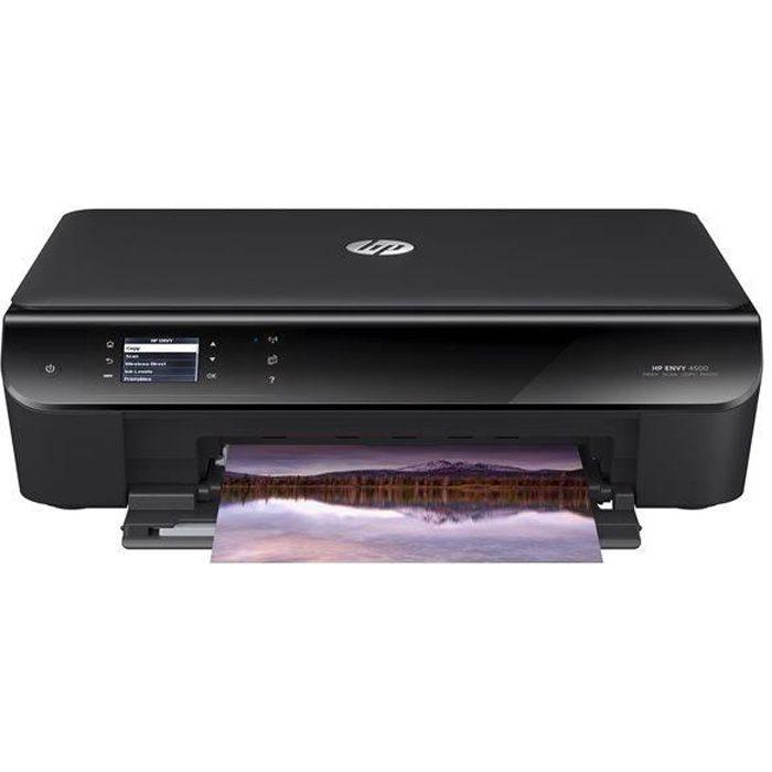 Imprimante HP Envy 4500 - Compatible Instant Ink