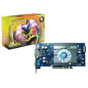 CARTE GRAPHIQUE INTERNE Point of View Nvidia GeForce 6800 512 Mo DDR2