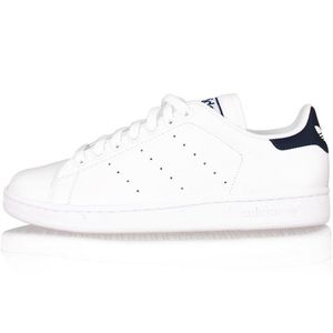 ADIDAS Baskets Stan Smith 2 Homme Blanc et marine