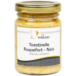 PESTO D de TOULZAC Toastinelle Roquefort Noix 80g