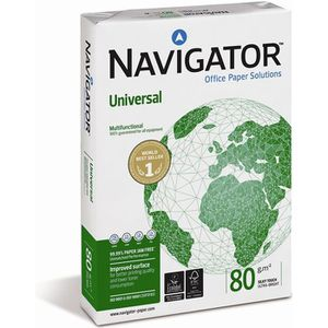 PAPIER IMPRIMANTE Navigator Ramette 500 feuilles A4
