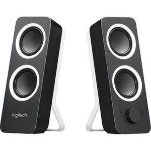 ENCEINTES ORDINATEUR Logitech Z200 Speaker 2.0 Midnight Noir