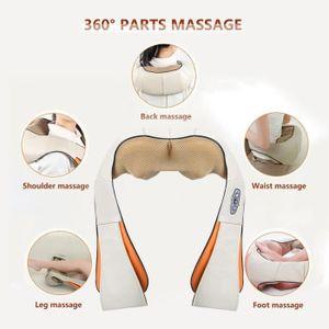 APPAREIL DE MASSAGE  Appareil de Massage Multifonctionnel Thermique Dos
