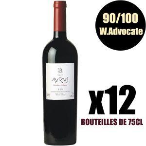 VIN ROUGE X12 Aurus 2005 75 cl Allende AOC Rioja Vin Rouge