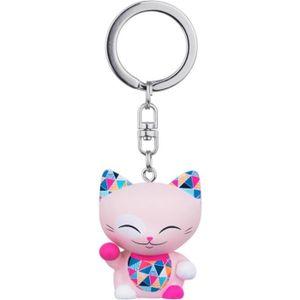 PORTE-CLÉS Porte clé chat porte bonheur Mani the Lucky Cat ro