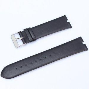 BRACELET DE MONTRE vivieronmies®Bande de montre en cuir véritable pou