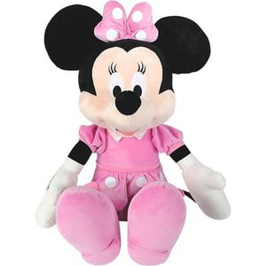 PELUCHE Disney Minnie Mouse - XXL Peluche Minnie - Matéria