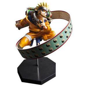 FIGURINE - PERSONNAGE NARUTO Figurine Uzumaki 23cm Naruto