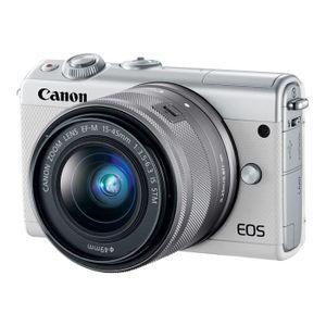 APPAREIL PHOTO HYBRIDE CANON Appareil photo numérique EOS M100 - Sans mir