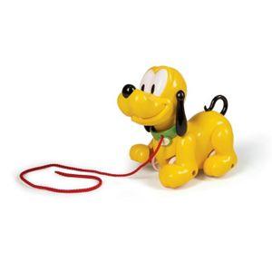 TABLE JOUET D'ACTIVITÉ CLEMENTONI Disney Baby  - Pluto te suit partout -