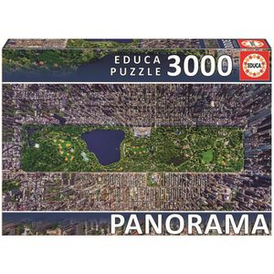 PUZZLE EDUCA Puzzle 3000 Pièces - Central Park New York P