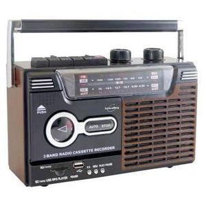 RADIO CD CASSETTE Radio-Cassette Enregistreur