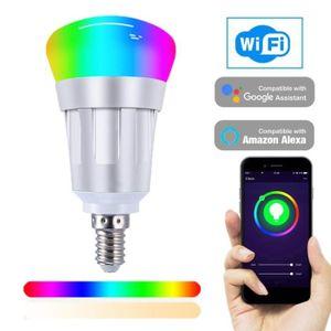 AMPOULE - LED 2103 Smart WIFI Ampoule LED WIFI Light RGB Ampoule