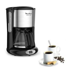 CAFETIÈRE MOULINEX FG362810 Cafetière filtre programmable Su