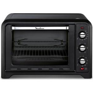 MINI-FOUR - RÔTISSOIRE MOULINEX OX485810 - Mini four grill - 39L - 2000 W