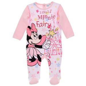Minnie Mouse B/éb/é Pyjama Dors Bien Fille