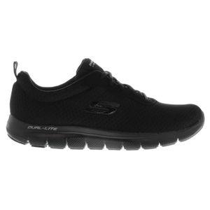 BASKET Skechers Baskets De Running Femmes Noir