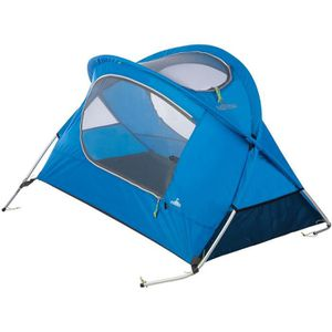 TENTE DE CAMPING Nomad Kids Travel Bed - Tente - Polyester bleu