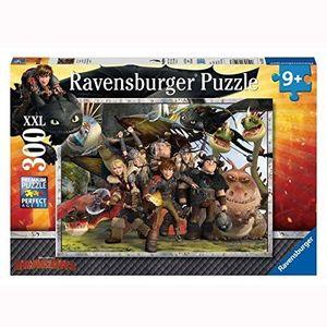 CASSE-TÊTE Ravensburger 13198 3 - Puzzle - Amis Fidèles - 300