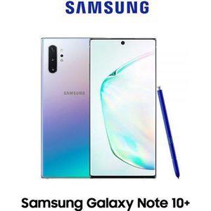 SMARTPHONE Samsung Galaxy Note 10+ 12Go/ 256 Go - Aura Glow