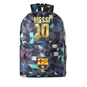 SAC À DOS SAC A DOS Football star Barcelone Messi Cartable S