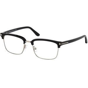 LUNETTES DE VUE Lunettes de Vue Tom Ford FT 5504 BLACK SILVER unis