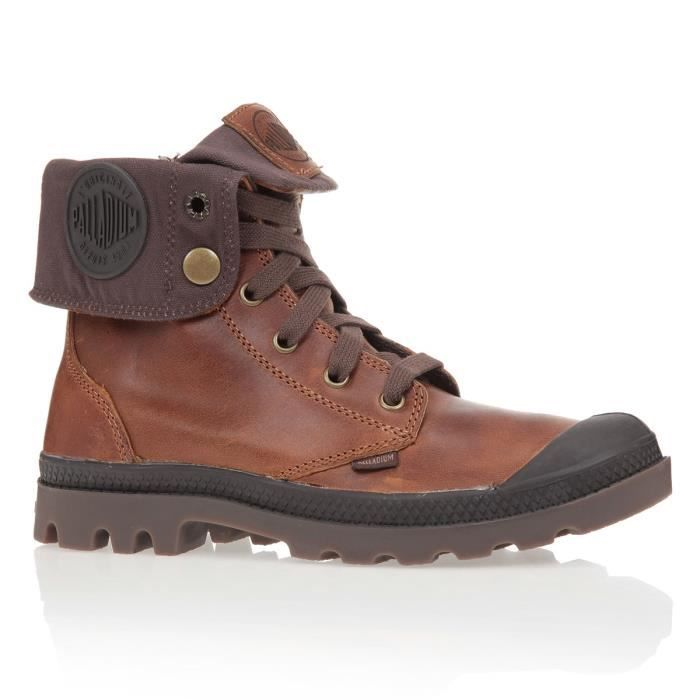 Palladium Baggy Homme Marron