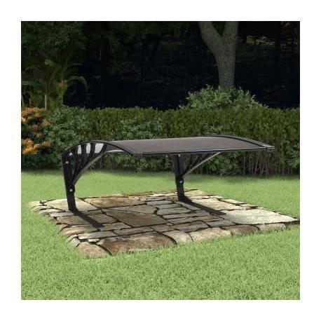 Kelinthroom® 77x103x46 cm Carport robot tondeuse garage toit abri pour pelouse robot auto mower tondeuse garden HB010