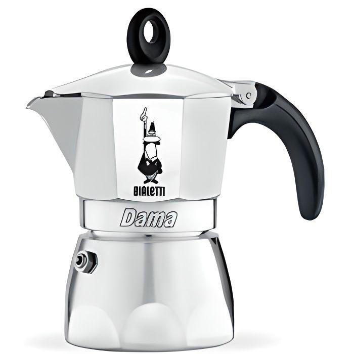 Bialetti - Dama - Cafetière Italienne en Aluminium - 3 Tasses