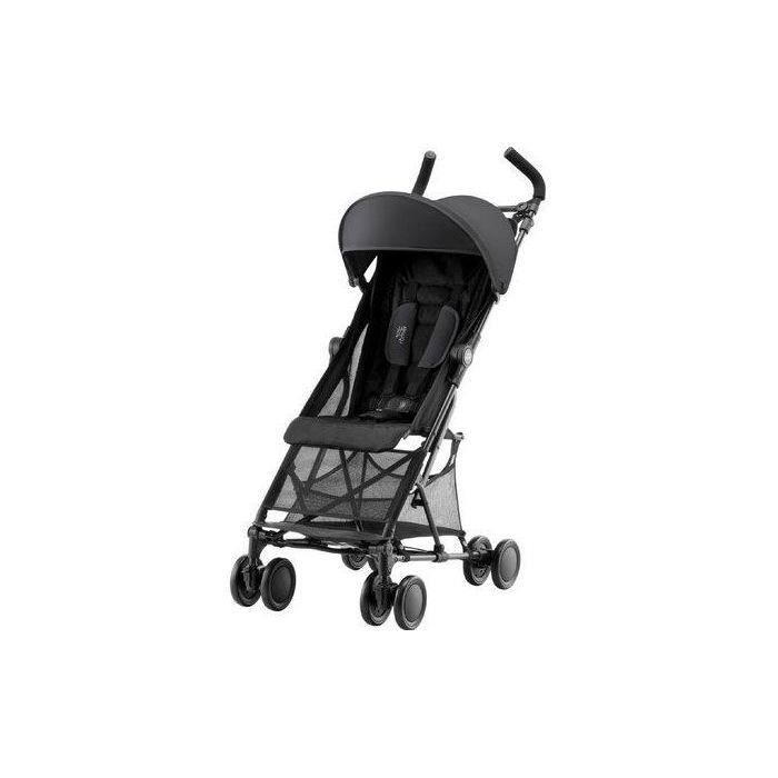 BRITAX RÖMER Holiday² Poussette canne - Cosmos black