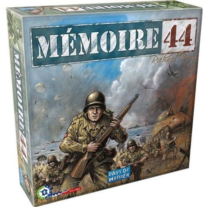 Mémoire 44 - Jeu de société - Historique - Mixte - ASMODEE